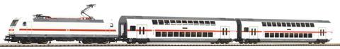 Стартовый набор Электровоз BR 146 + 2 двухэтажных IC  DB AG, VI