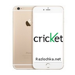 USA - Cricket iPhone 5C/5S/SE/6/6+/6S/6S+