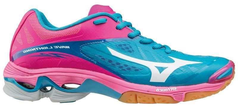 Mizuno Wave Lightning Z2 волейбольные кроссовки женские