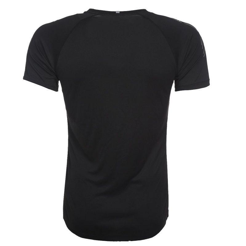 Мужская футболка для бега Asics Stripe SS (126236 0904) фото