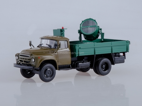 ZIL-130 APM-90 searchlight khaki-green 1:43 AutoHistory