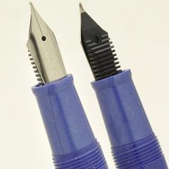 Перьевая ручка Sailor LeCoule Lapis Lazuli (перо Medium-Fine)