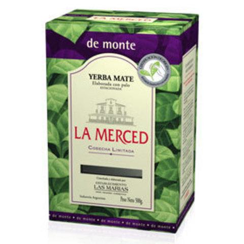 Чай травяной Йерба мате La Merced de Monte высокогорный, 500 г