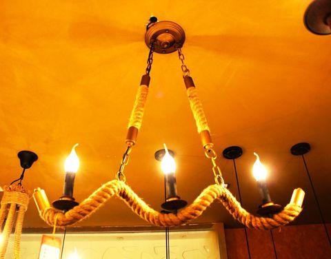 vintage chandelier 50-54 ( by Funky Vintage )