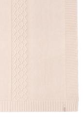 Элитный плед Lux 37 песочный от Luxberry