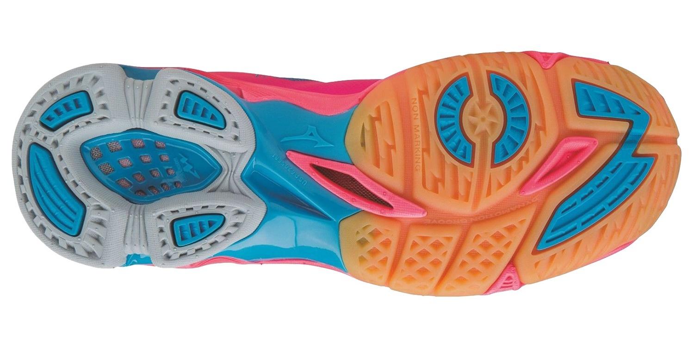 Профессиональные волейбольные кроссовки для женщин Mizuno Wave Lightning Z2