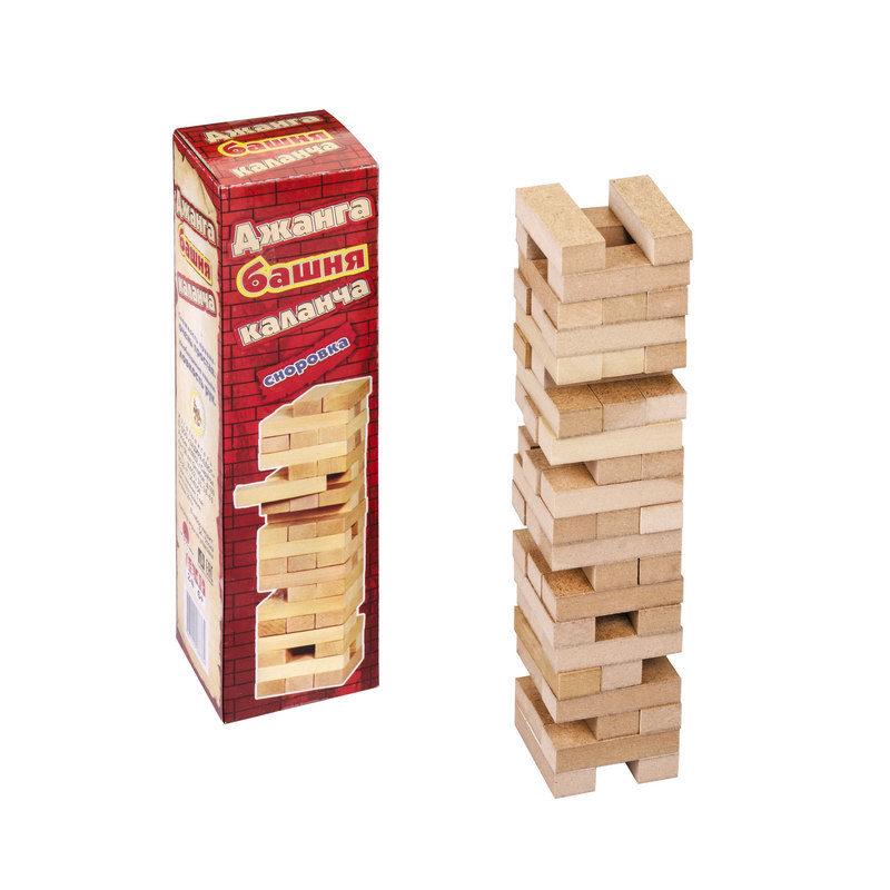 Настольная игра Джанга Башня Каланча большая
