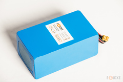 Lithium battery LiNMC 48 V 16 Ah (750 Wh)