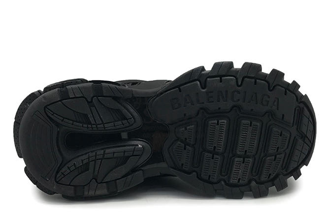 Balenciaga Track Men's Black