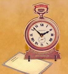 Часы настольные Timeworks POTPWR