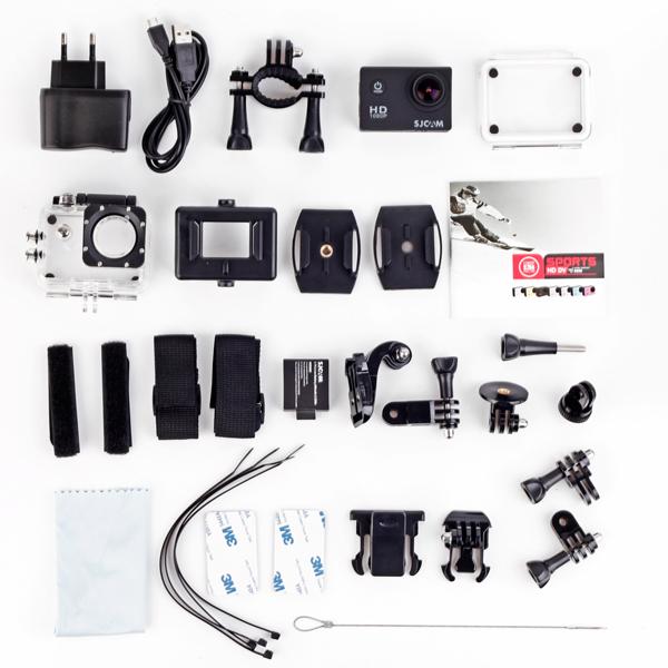 Аксессуары для экшн-камер (Липучка узкая)