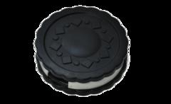 Дорожный набор для линз «Печенье»