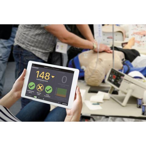 Блок управления cердечно-легочной реанимаций  Metrix и iPad Артикул: LF03406U