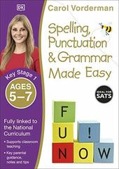 Spelling, Punctuation & Grammar, Ages 5-7 Key S...