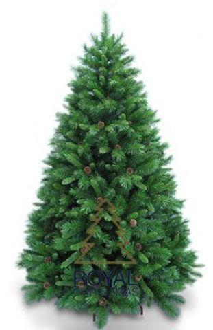 Ель искусственная Royal Christmas Detroit Premium - 180 см.