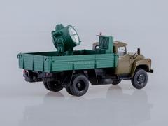 ZIL-130 APM-90 searchlight khaki-green 1:43 AutoHistory