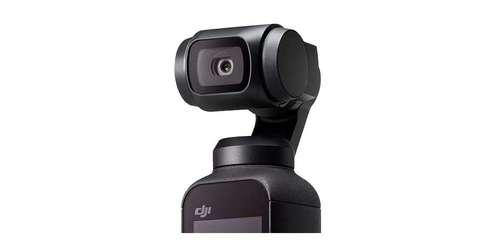 Стабилизатор c камерой DJI Osmo Pocket крупно камера