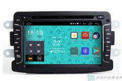 Штатная магнитола 4G/LTE с DVD для Renault Kaptur на Android 7.1.1 Parafar PF157D