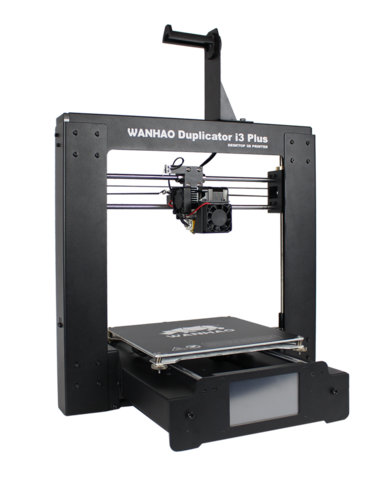 Фотография Wanhao Duplicator i3 Plus — 3D-принтер