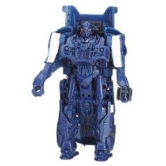 Робот- Трансформер Баррикейд (Barricade) турбо трансформация - Последний рыцарь, Hasbro