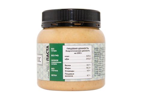 DopDrops Арахис Кокос Паста 250г [стевия], пластик без соли, без сахара