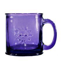 Кружка 350 мл San Miguel Sol фиолетовая