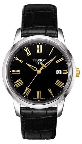 Купить Наручные часы Tissot T033.410.26.053.01 по доступной цене