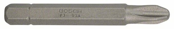 3 биты для шуруповерта 51мм Ph3 XH Bosch 2607001524