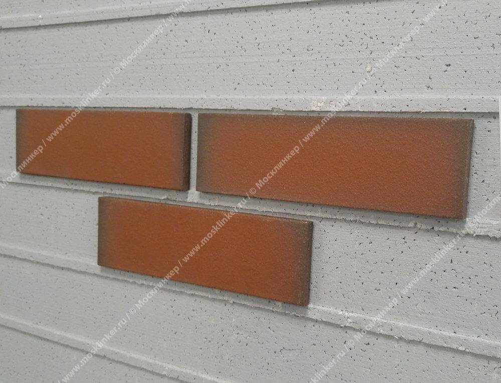 Feldhaus Klinker - R303NF9, Classic Ardor Liso, 240x9x71 - Клинкерная плитка для фасада и внутренней отделки