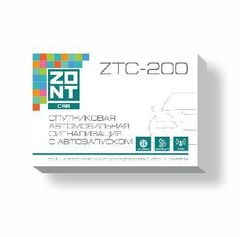 Автосигнализация Zont ZTC-200