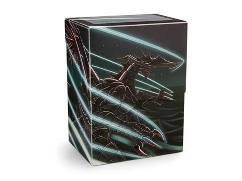 Пластиковая коробочка Dragon Shield - Jet Extanium