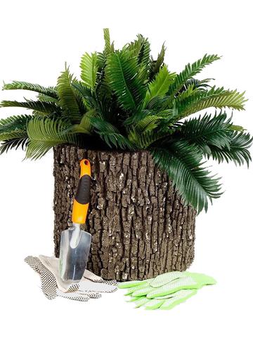 Цветочница вертикальная под дерево Дуб Surreal (большая)