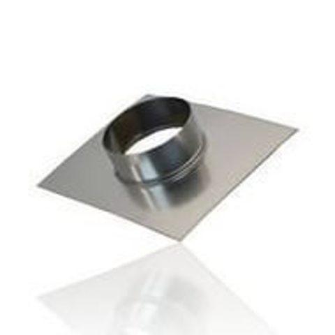 Фланец D 100 оцинкованная сталь