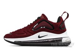 Кроссовки мужские Nike Air Max 720 Burgundy Black