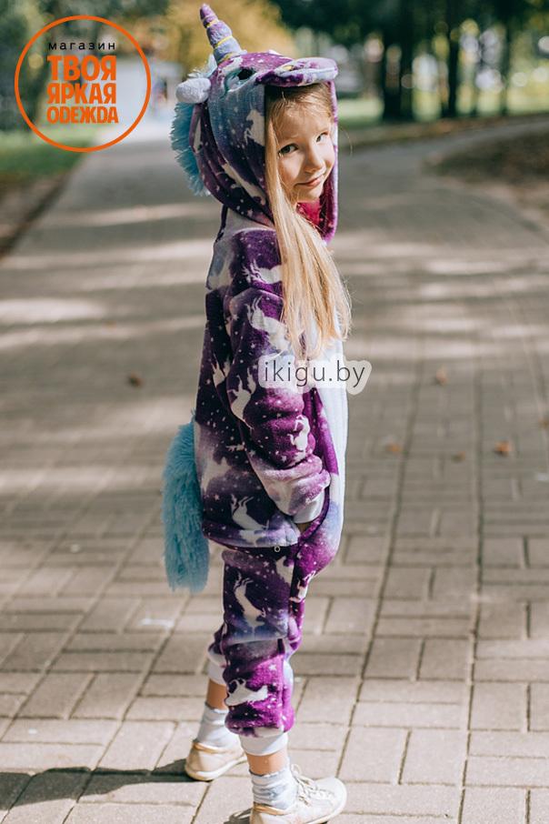"""Детские пижамы кигуруми """"Галактический Единорог"""" gala.jpg"""