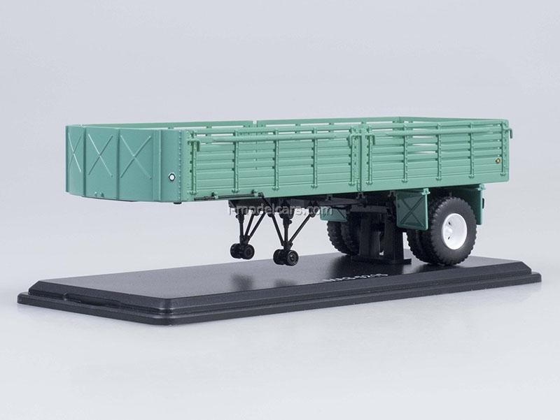 Kit model  1:43 Semitrailer MAZ-9506-20