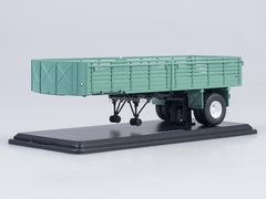 Semitrailer MAZ-5215 green Start Scale Models (SSM) 1:43