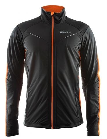 Лыжная куртка Craft Storm мужская черная