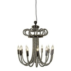 Devon 12 Light Chandelier from LightLove