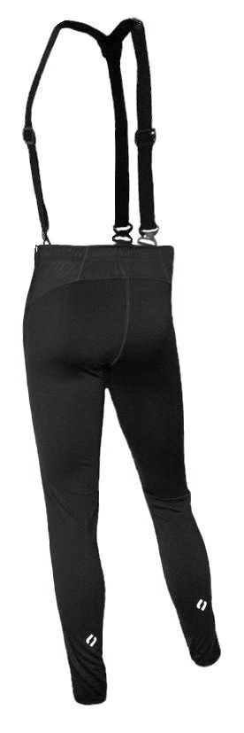 Лыжные штаны-самосбросы Olly Bright Sport (140401) черные