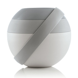 Ланч-бокс Zero серый