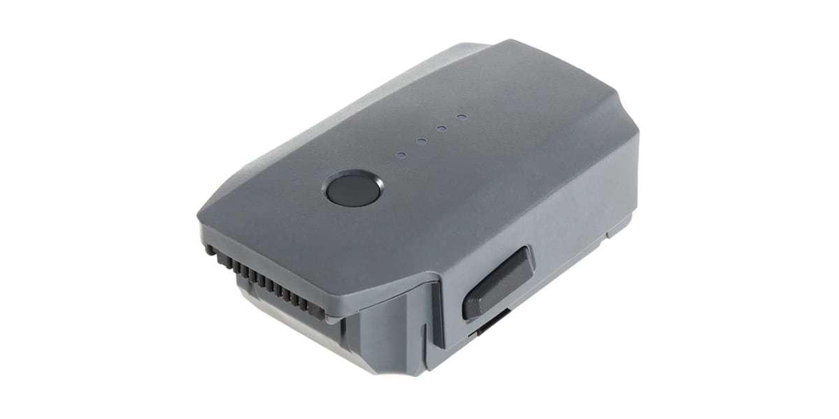 Аккумулятор DJI Li-pol 3S 3830mAh 11.4V для Mavic (Part25, Part26) вид сбоку