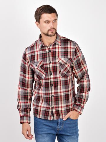 Рубашки д/р муж.  M922-01F-11CR