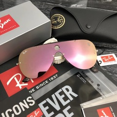 Очки Ray Ban Blaze Shooter RB3581 Pink