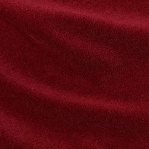 Бархат негорючий бордовый, ширина - 150 см., 450 гр./м2. арт. BR/4VN/45