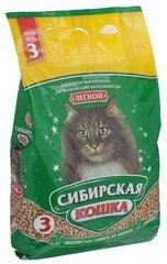Наполнитель для кошек, Сибирская Кошка Лесной