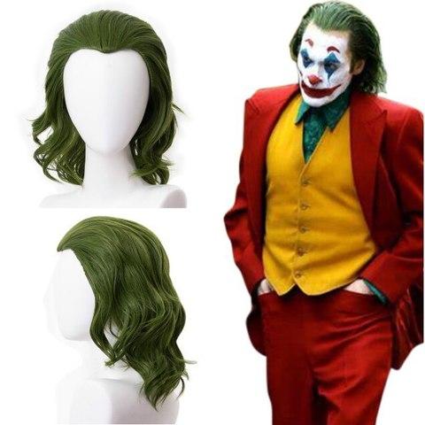 Джокер 2019 парик