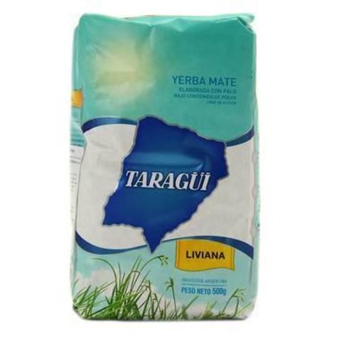 Чай травяной Йерба мате Taragui, пониженное содержание мелких фракций Liviana, 500 г