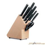 Набор ножей Victorinox Standart в деревянной подставке (5.1193.9)