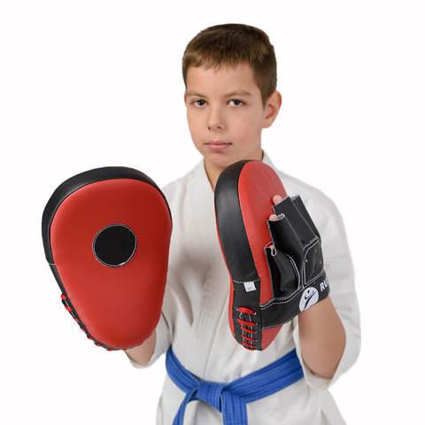Лапы боксерские, изогнутые Rusco